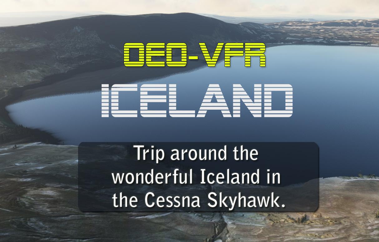 OEO-VFR Iceland (MSFS)