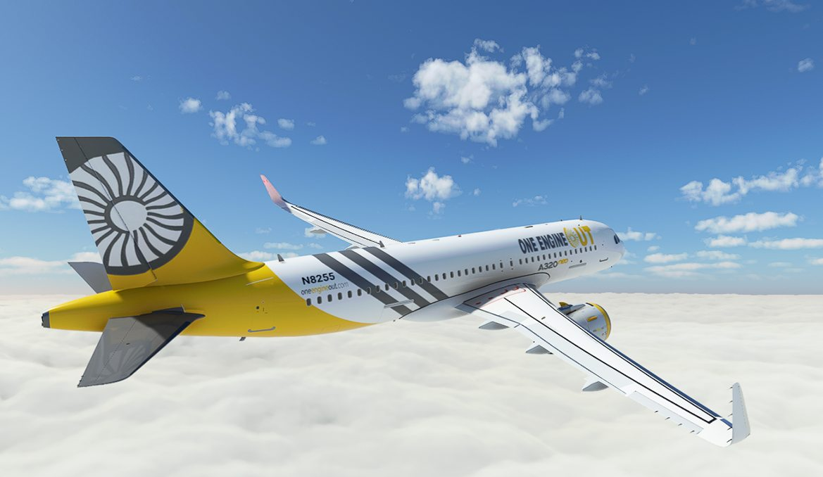 MSFS A320 OEO-Livery by Eternal