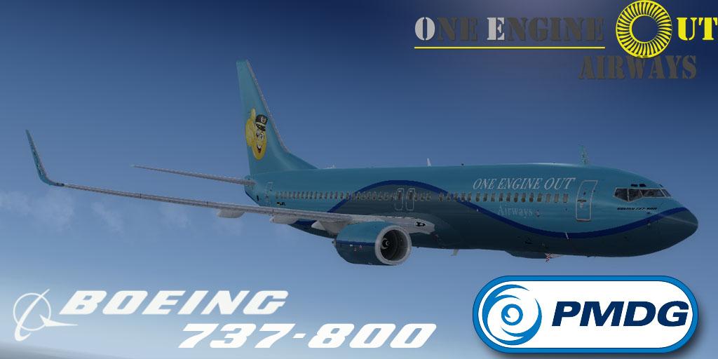 PMDG 737-800WL Select Livery