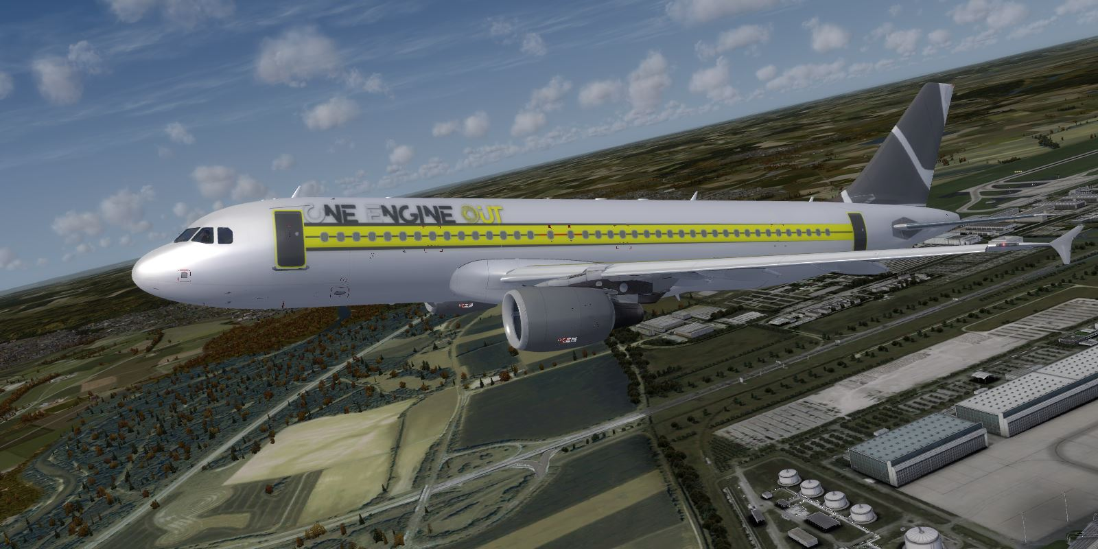 FS Labs A320 OEO Livery by Mithcair