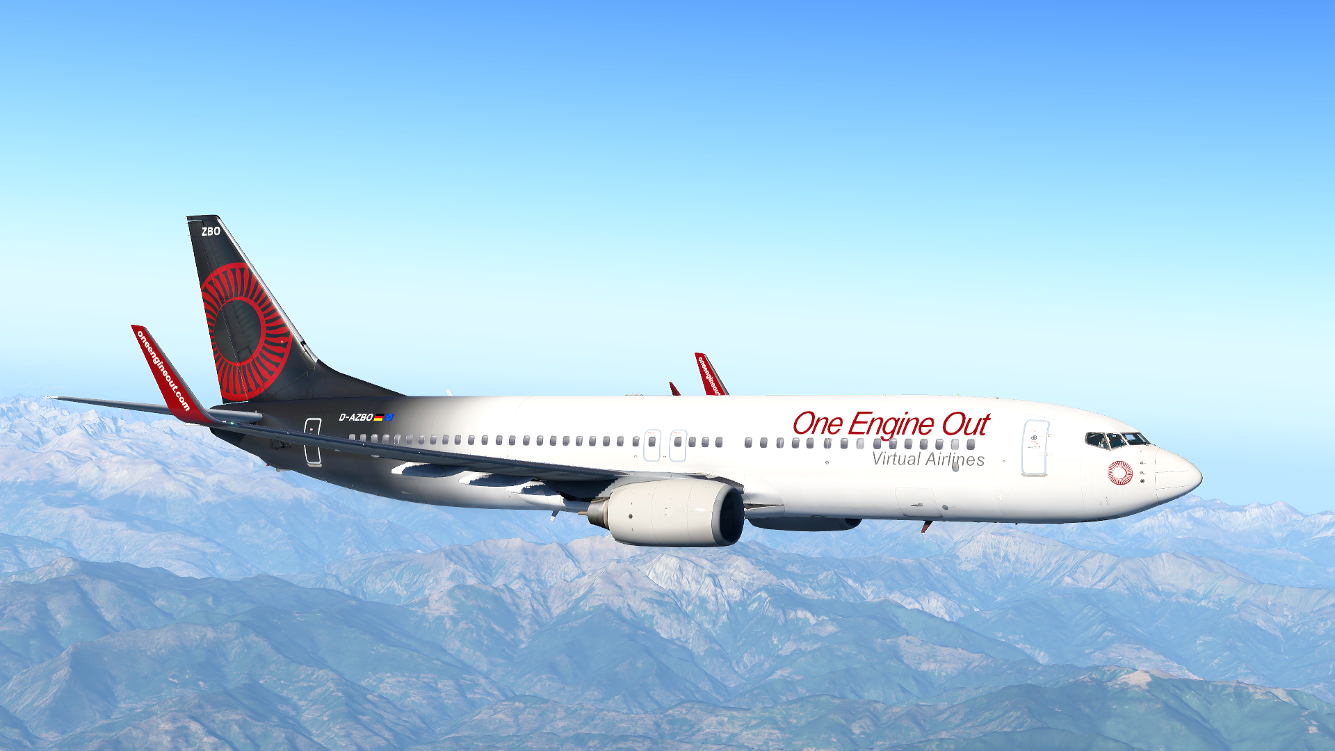 XP11 ZIBO OEO Livery from moriz99