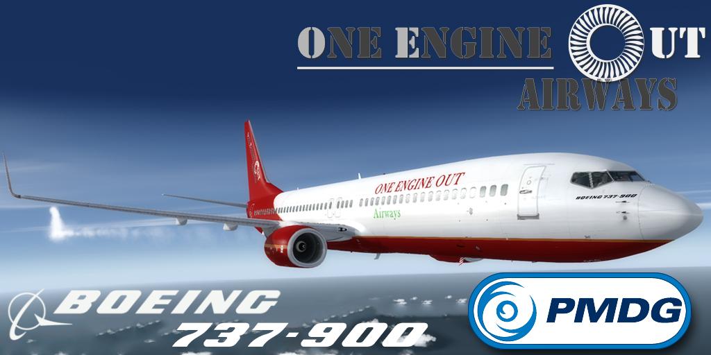 PMDG 737-900WL OEO Livery