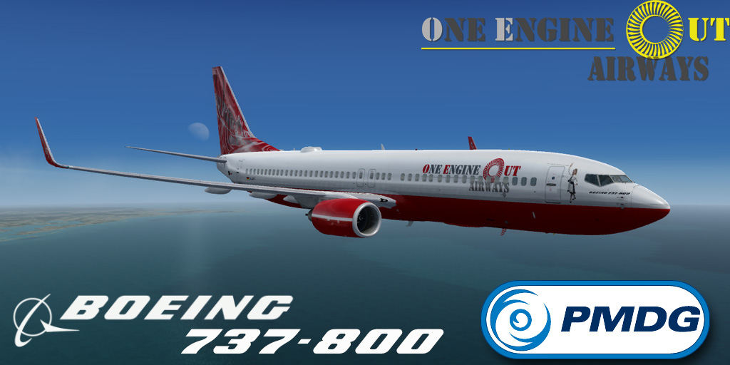 PMDG 737-800WL OEO Lady Special Livery