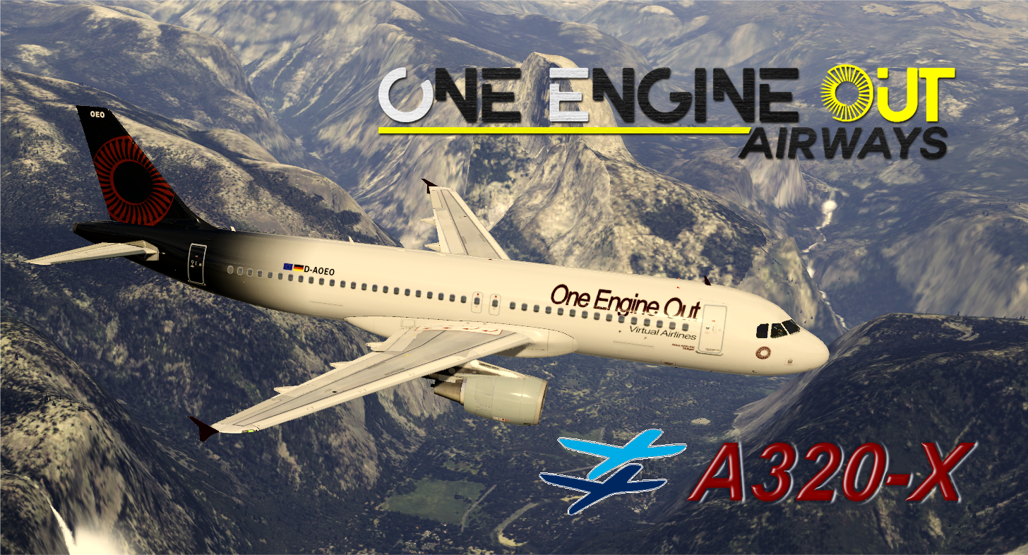 FSLabs A320 - OEO Livery by vChris